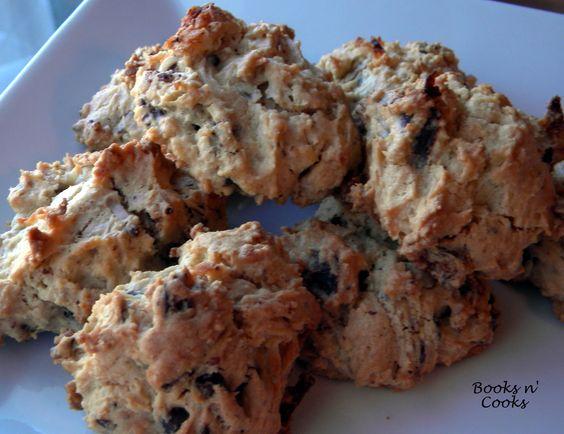 Bailey's Irish Cream Chocolate Chip Cookies | cooks.com | Bars ...