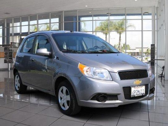 2010 Used Chevrolet Aveo Aveo5 Lt 4 300 Near Montreal Wi 54550 Carsoup With Images Chevrolet Aveo Hatchback