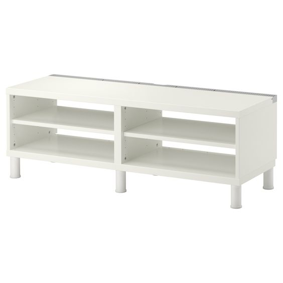 best meuble t l blanc ikea meubles pinterest banc tv meubles et tiroirs. Black Bedroom Furniture Sets. Home Design Ideas