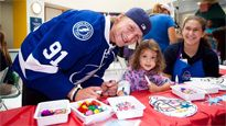 Stamkos is more than just a pretty face!