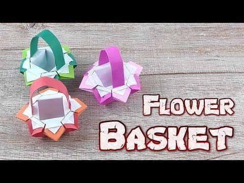 Easy Origami Rose Video Tutorial - YouTube | 360x480