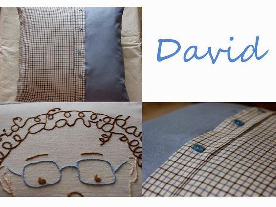 Disto e Daquilo: A Almofada do David