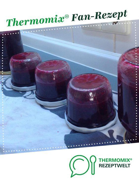 Leckere Brombeermarmelade Rezept Brombeermarmelade Thermomix Rezepte Thermomix Marmelade