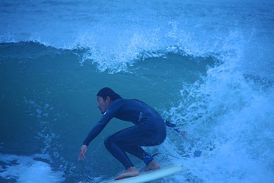 One day I will meet my dream man-a Japanese Surfer <3