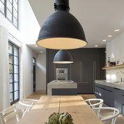 Küche Beton H von Wiedemann