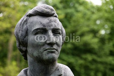 Heine-Denkmal in Brandenburg