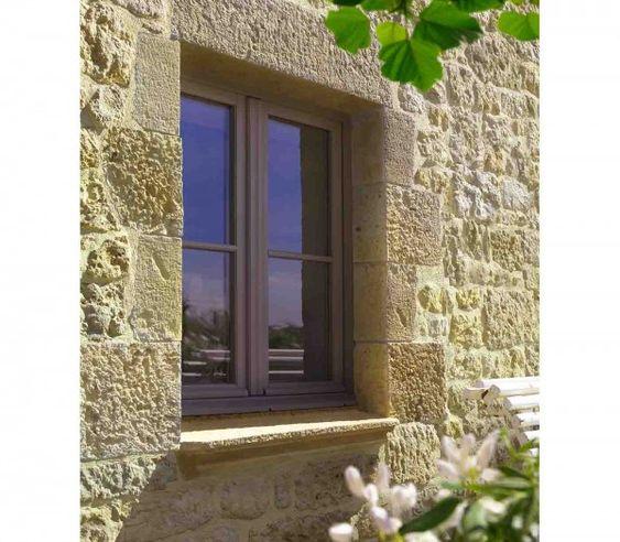 Linteau 120cm Manoir Palette S De 12 U A La Palette Orsol Parement Mural Exterieur Parement Mural Et Le Manoir