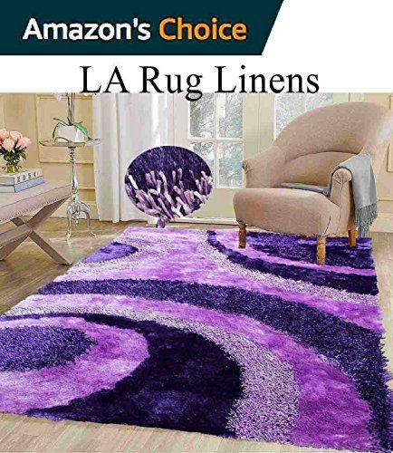 Dark Purple Light Purple Lavender Shaggy Shag 3d Area Rug Https Www Dp B0149d2mnq Ref Cm Modern Art Deco Contemporary Area Rugs Rugs On Carpet