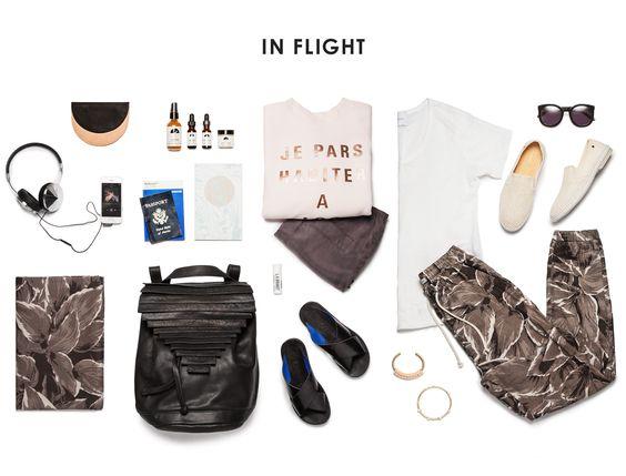 Women's In Flight