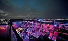 Sky Bar, Bahrain