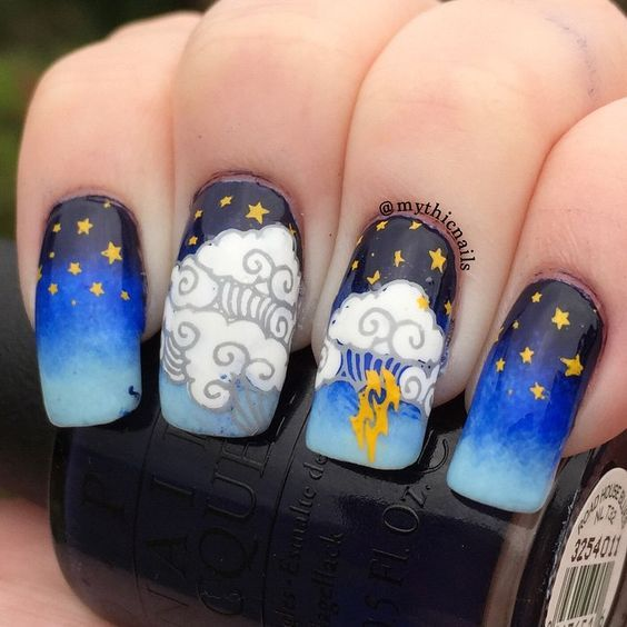 New Fab Aquarius Nails Ideas For 2019 Stylish F9 Nails Stamping Nail Art Nail Designs