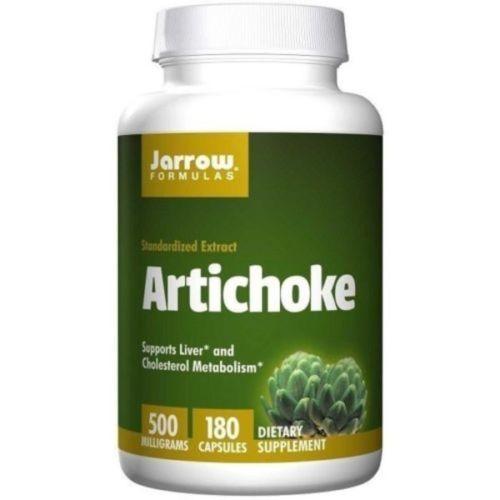 Jarrow-Formulas-Artichoke-500-mg-180-Capsules-ART500-Exp-8-17-SD