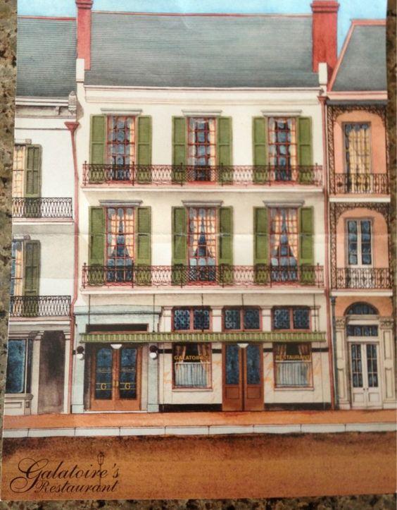 Galatoire's Restaurant - New Orleans, LA, United States