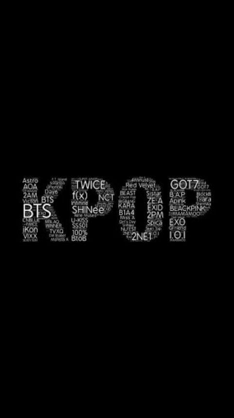 Kpop Wallpapers Complete Bonus Wallpapers Kpop Logos Kpop Wallpaper Bts Wallpaper
