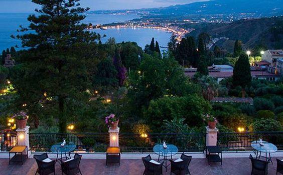 Hotel Timeo, Taormina, Italy