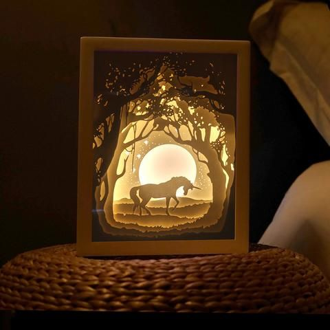 3d Light And Shadow Night Lamp Paper Carving Art Buy 2 Free Shipping Dahimzoo Paper Carving Light And Shadow 3d Light