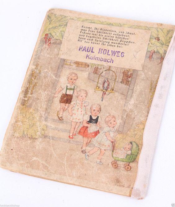 Originalausgabe Die Schildkröt-Kinder im Zoo um 1930 | eBay