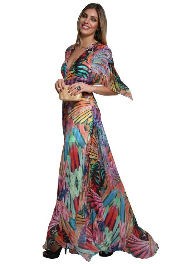 Dress & Go - Aluguel de vestidos de grandes estilistas | Vestido Arara Rosa