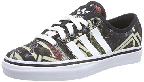 adidas Adria Low, Damen Sneakers, Schwarz (Core Black/Ftwr White/Core Black), 36 EU (3.5 Damen UK) - http://on-line-kaufen.de/adidas/36-eu-adidas-adria-low-damen-sneakers-4