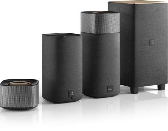 La compañía Philips continúa sacando y presentando algunas nuevas tecnologías que resultan interesantes, como la incluida en los Philips Fidelio E Series. http://www.linio.com.mx/philips/