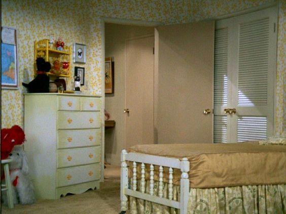 The Brady Bunch Girls Room Hollywood Homes Set Design