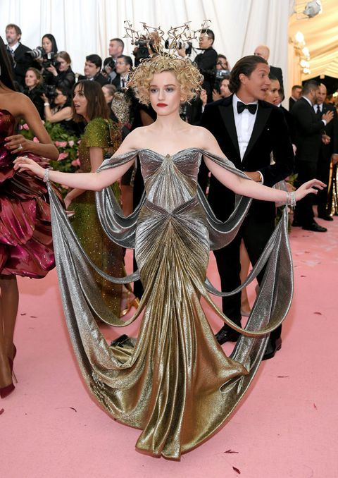 Zac Posen Created Gorgeous 3d Printed Gowns For The Met Gala Met Gala Dresses Met Gala Outfits Gala Fashion