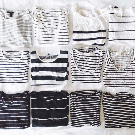 last week i posted this photo on Instagram without even thinking twice, which resulted in an unprecedented number of comments of women left and right chiming in that they, too, had this particular problem. i mean – we basically all want to look like French mimes, right? these aren't even all the striped shirts i own you guys. …: