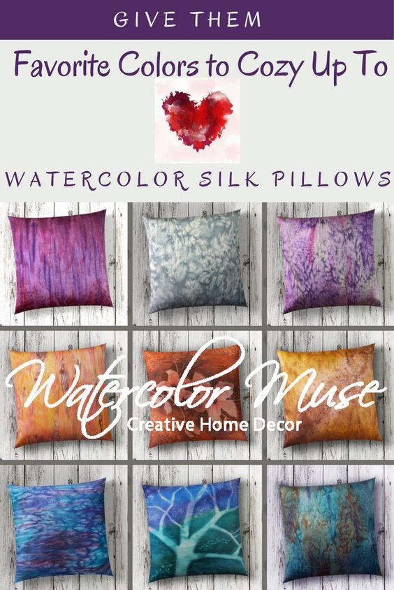Magical Modern Decorative Pillows