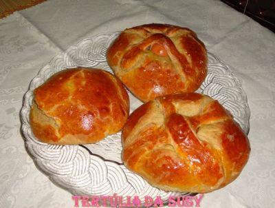 Receitas - Folar de ovos - Petiscos.com