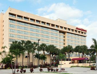 Howard Johnson Plaza Hotel Miami Airport in Hialeah Gardens