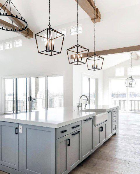 Lighting Ideas Kitchen Island