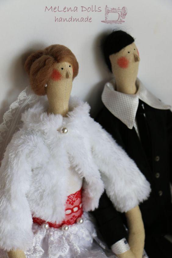 Melena Dolls by Elena Kolodko www.facebook.com/melenadolls Tilda Doll - Tildas…