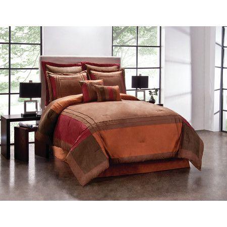 found it at wayfair - birchwood 8 piece comforter set http://www