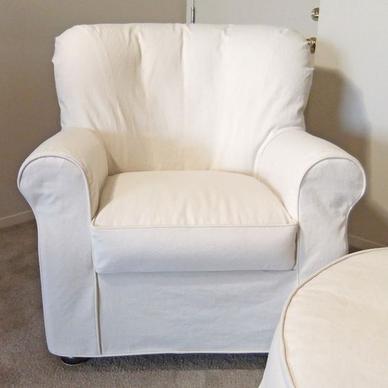 Room And Board Chair Slipcover