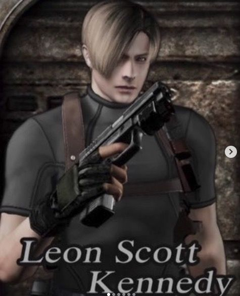 Pin By Renan On Leon S Kennedy Resident Evil Leon Leon Scott Kennedy Resident Evil
