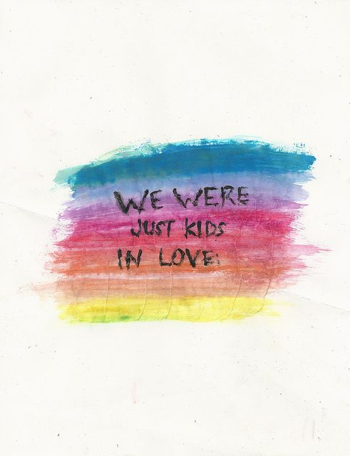mayday parade - kids in love