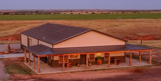 Barndominium Floor Plans Oklahoma on pole barns as homes designs