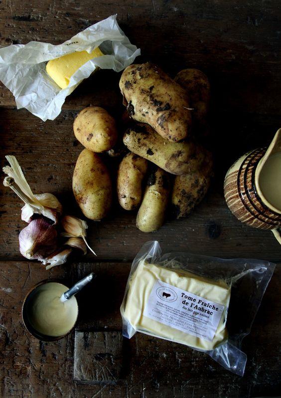 Purée aligot | Potato dishes, Mashed potatoes and Potatoes