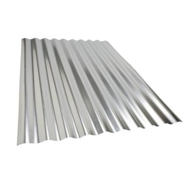 Metal Sales 12 Ft Classic Rib Steel Roof Panel In Galvalume 2313441 The Home Depot In 2020 Steel Roof Panels Roof Panels Metal Roof