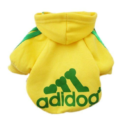BCG Pet Dog Chihuahua Yorkie Clothes Sweater Apparel Hoodie Clothes Costumes (XS) - http://www.thepuppy.org/bcg-pet-dog-chihuahua-yorkie-clothes-sweater-apparel-hoodie-clothes-costumes-xs/