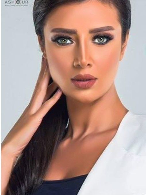 Radwa El Sherbiny Arab Beauty Egyptian Beauty Beautiful Arab Women