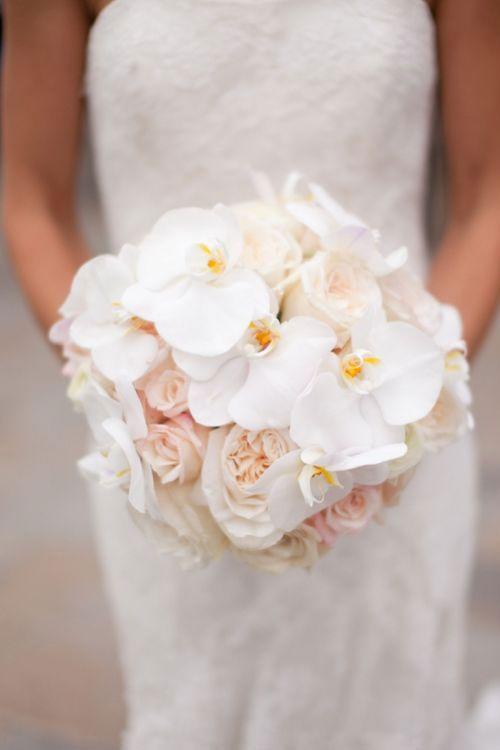 Bouquet Orchidee Sposa.Fiori Matrimonio Bouquet Di Orchidea Phalaenopsis Bianca Nel 2020