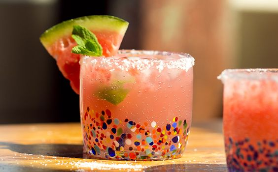 Cravings: The Blu Bungalow's Watermelon Margarita - The Magazine by Anthropologie