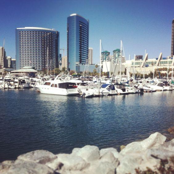 San Diego Embarcadero Park