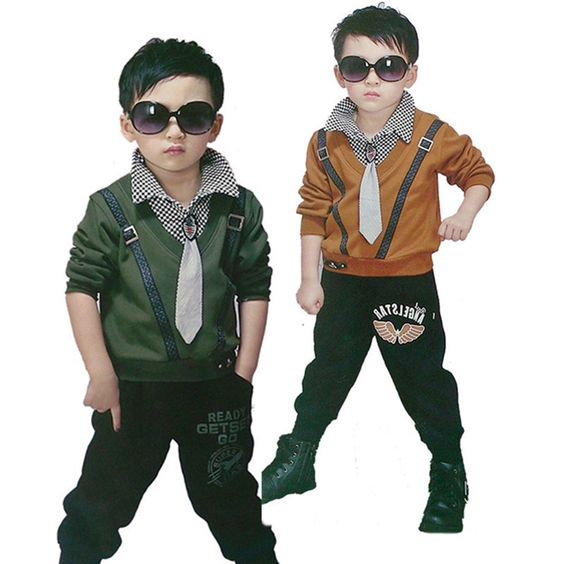 Fashion Toys For Boys : Cool little boys clothes clothing autumn and winter