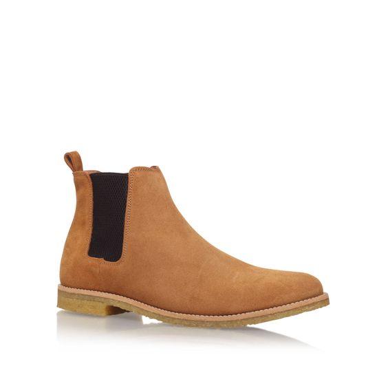 KG Reggie chelsea boots, Tan