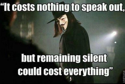 v for vendetta quotes tumblr - Google Search