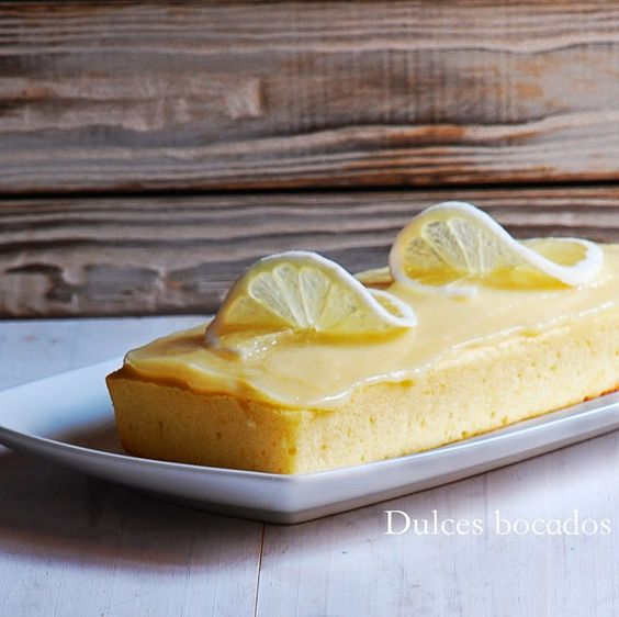 Dulces bocados: Brownie de limón y coco