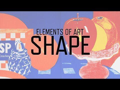 Elements of Art: Shape   KQED Art School