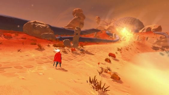 Furi by The Game Backers.